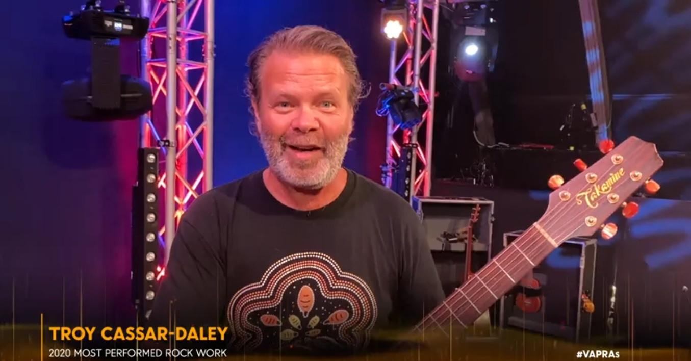 Troy Cassar Daley
